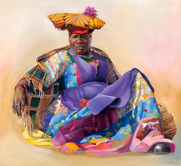 The Matriarch The Art Of Na Nol