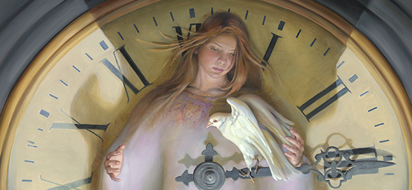 Detail of Divine Time